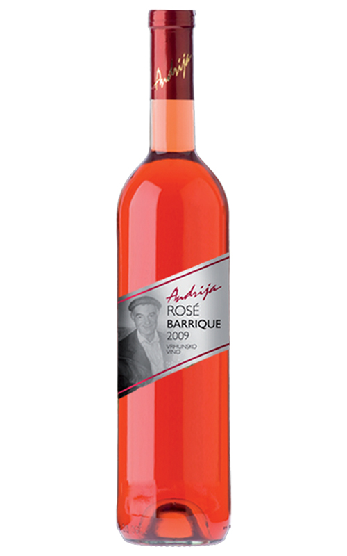 "Rose ""Andrija"" barrique"